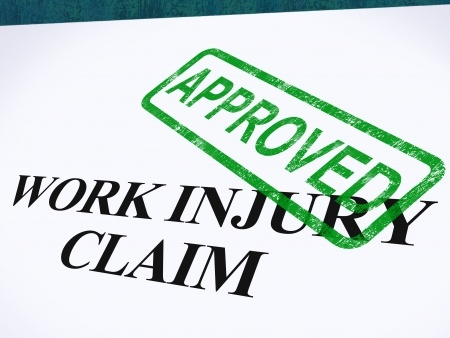 Work Injury Claim Workers Compensation