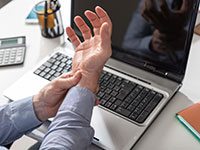 Wrist Pain Carpal Tunnel