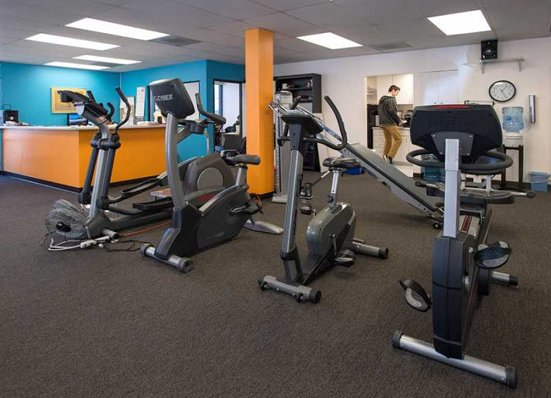 Mesa Fitness Center