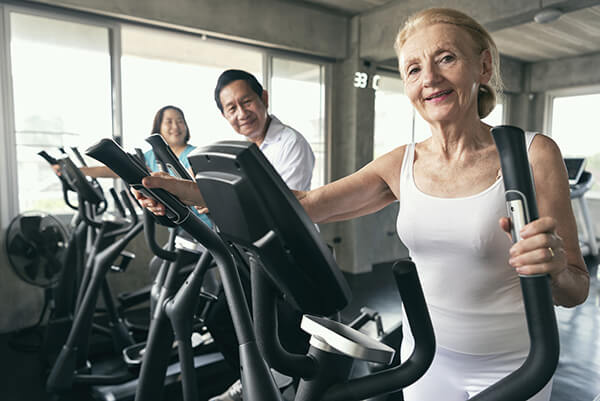 Senior Fitness Service in San Diego