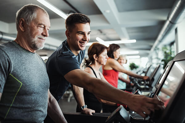 San Diego Senior Fitness Program